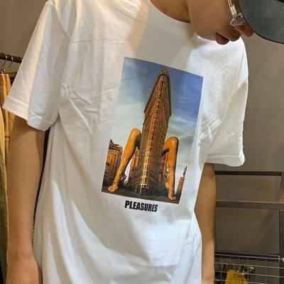Giantmall PLEASURES Spread T-Shirt 短T GCTC 潮流嘻哈街頭 Kaws可參考
