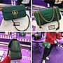 【BLACK A】義大利精品Gucci Marmont 系列皮革/絲絨 相機包 肩背包 水桶包 錢包皮夾 腰包 WOC