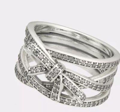 @{{ 潘朵拉 的異想世界 }} 丹麥 PANDORA 戒指