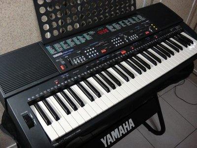 【強強三店】YAMAHA 手提電子琴PSR-400 . 自取省運費☆☆☆☆沒有琴架功能正常