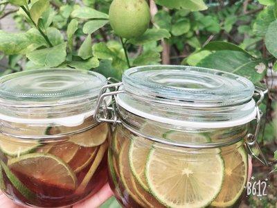蜂蜜檸檬,使用IKEA密封罐(0.5公升)SGS認證無毒檸檬,採用山上野生蜂蜜