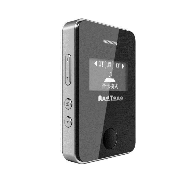 MP3隨身聽英語聽力迷你可愛音樂播放器運動跑步插卡有屏MP448