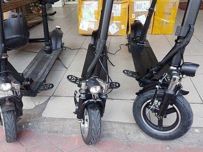 最新款500W 電動滑板車 48V 18A鋰電池 電動腳踏車 電動滑板 折疊車 摺疊車 電動平衡車 電動機車 電動自行車
