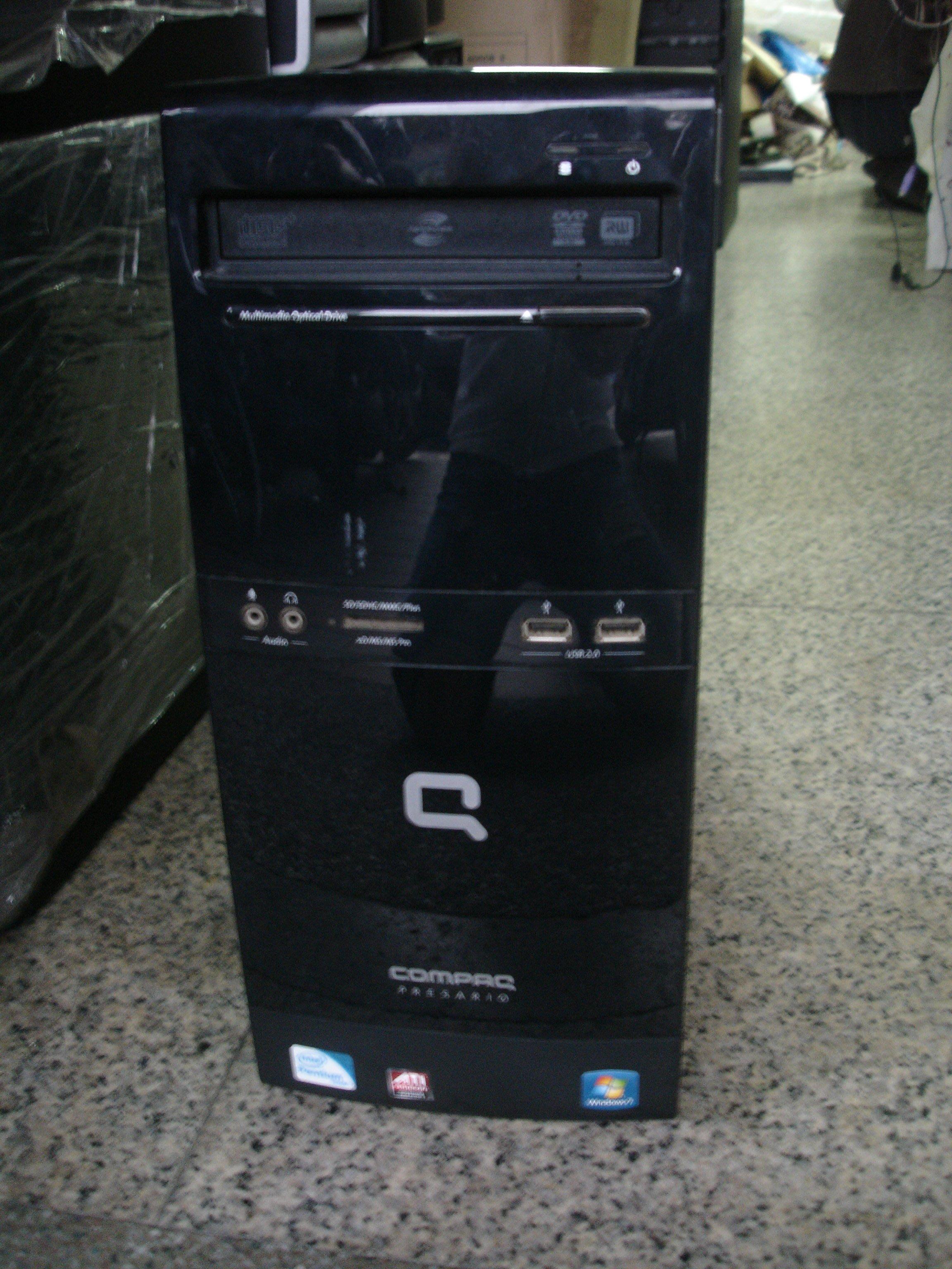 【電腦零件補給站】HP Compaq Presario CQ3000 桌上型電腦