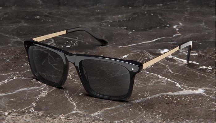 { POISON } 9FIVE WATSON LX BLACK GOLD 金屬鏡腳黑金 美國西岸風格太陽眼鏡品牌