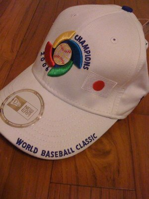[KittyHawk]  全新 2006年第一屆WBC世界棒球經典賽 冠軍日本隊紀念球帽