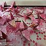 ※Amy小舖※~紙鶴雙面櫻花6.5*6.5紙張- 手工摺紙 紙鶴 千紙鶴(最佳禮物/情人節/畢業典禮/聖誕節/生日禮物)
