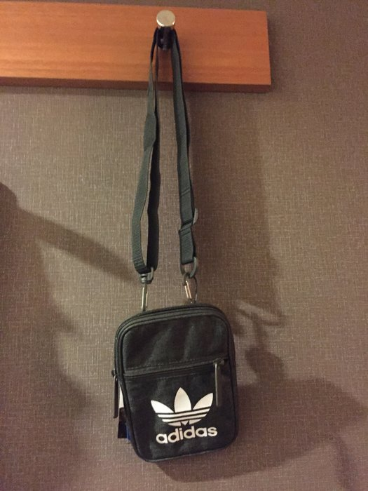 hot new products purchase cheap lace up in adidas Originals Sport Flight Bag BQ8165 軍綠色 綠色 小包 斜背包-Yahoo奇摩拍賣