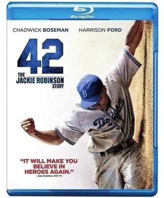 BD 全新美版【傳奇42號】哈里遜福特、查德維克博斯曼
