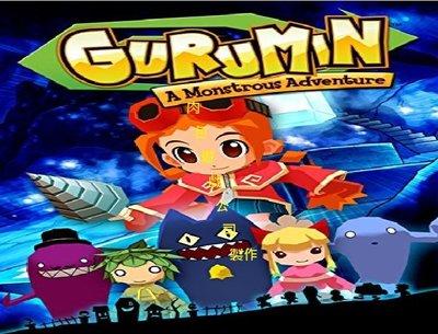 PC版 STEAM 肉包遊戲 可樂米物語 咕嚕小天使 Gurumin: A Monstrous Adventure
