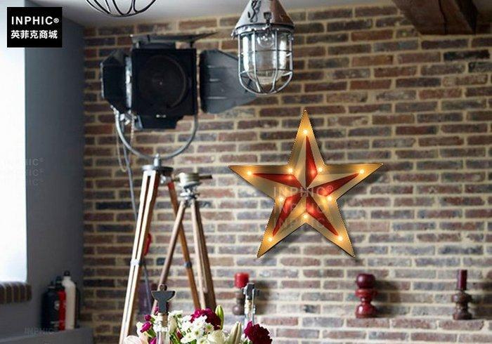 INPHIC-美式創意個性家居玄關咖啡店裝飾品發光燈_S01902C