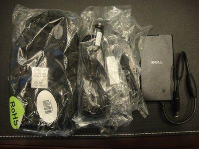 全新 原装 戴爾 DELL 19.5V 3.34A 65W 超薄電源,二合一,家用,車充,$1200