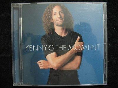 Kenny G. 肯尼吉 - The Moment 珍愛時光 - 1996年ARISTA 版 美國盤 - 保存佳9成新 - 81元起標