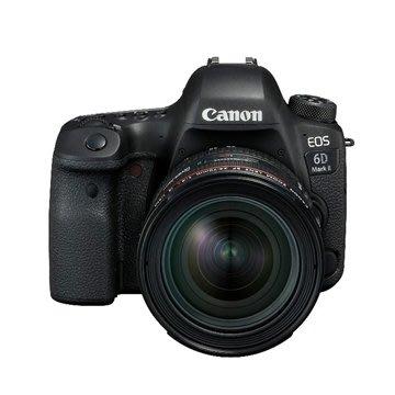 高雄 晶豪泰 Canon 6D Mark II 6D2 +24-70 kit 單鏡組 平輸 專業攝影器材 晶豪泰3C