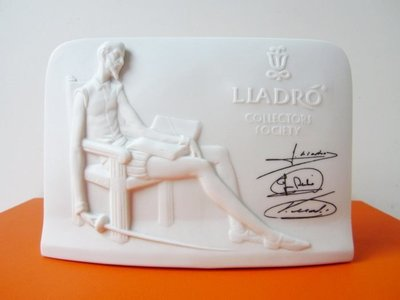 【LLADRO】西班牙頂級瓷器品牌 雅緻瓷偶 Don Quixote 唐吉軻德 會員限定 陶瓷擺飾 全新現貨