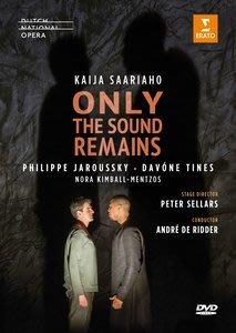 【DVD】薩亞里阿霍:只留下聲音 DVD Saariaho: Only the Sound Remains / 雅洛斯基
