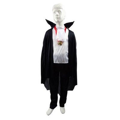 男童吸血鬼套裝 萬聖節Party舞會兒童吸血鬼裝扮