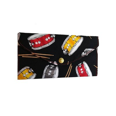❀Alamain❀鼓動人生_進口布紅包袋、手創錢袋、手作收藏袋,送禮自用_LE-115
