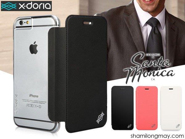 蝦靡龍美【PH460】iPhone 6 6S Plus 4.7 5.5 吋 超薄透明背蓋 高級皮套 手機套 簡約時尚