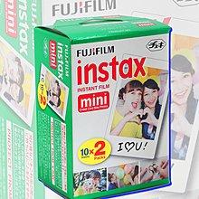 好朋友  FUJIFILM Instax Mini 拍立得空白底片 5盒10包共100張