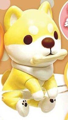 【QQ公仔物語】【NA304】【現貨 滿千免運】柯基犬椪椪與好朋友杯緣系列 柯基 扭蛋 單賣 淺棕柴犬