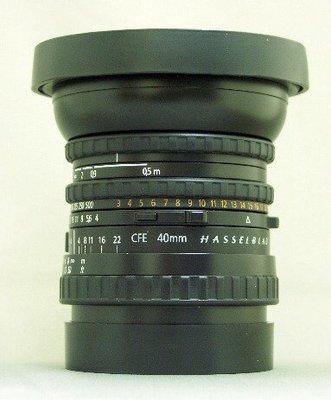 @佳鑫相機@(中古託售品)HASSELBLAD 哈蘇  Carl Zeiss Distagon T* CFE 40mmF4 廣角鏡頭