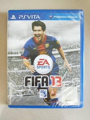 【全新未拆】 Vita PSV SONY 掌機 FIFA13 國際足盟大賽13 英文版 $450