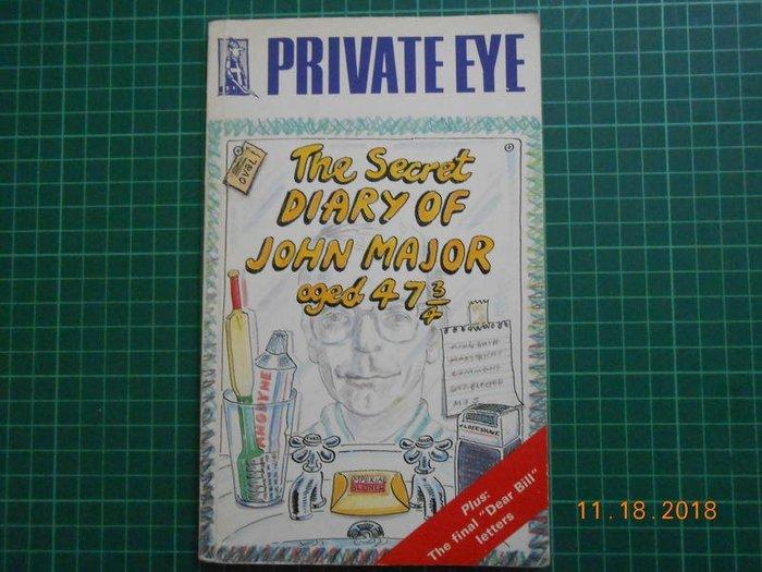 《 The Secret DIARY OF JOHN MAJOR oged 47 4/3 》 【 CS超聖文化2讚】