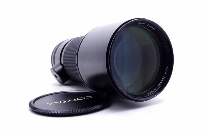 【台中青蘋果】Contax Tele-Tessar 300mm f4 二手 單眼鏡頭 #11435