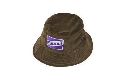 "[ LAB Taipei ] Uxe Mentale ""FLUXUX CORDUROY BUCKET HAT"""
