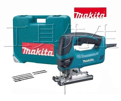 含稅價/4350FCT/羅馬尼亞製【工具先生】牧田 Makita 手提式 線鋸機 曲線鋸 720W 強力型 可調速
