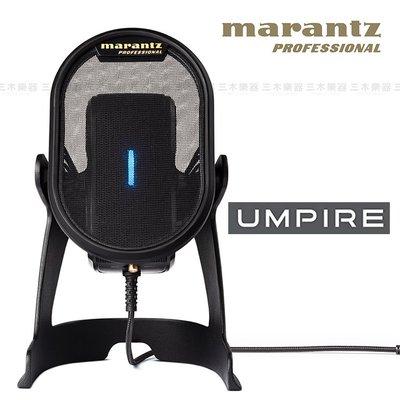 【公司貨】MARANTZ Umpire USB麥克風 心型指向 電容麥克風 直播 PODCAST 電競 視訊會議