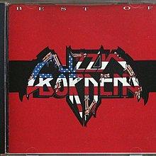 Lizzy Borden - Best Of 二手美版