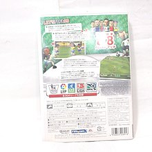 Wii原版遊戲片 --國際足盟大賽09 FIFA 09 ALL PLAY /日文版