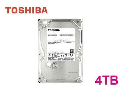 「ㄚ秒市集」Toshiba 東芝 4T 4TB【 DT02ABA400】5400轉 3.5吋 SATA3 內接硬碟 台中市