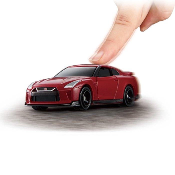4165本通 4D 01 日產 GT-R RED 4904810104957  下標前請詢問