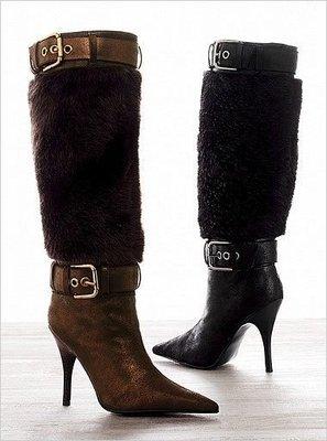 ☆°╮VS流行館╭°☆維多利亞的秘密Victorias Secret◎俄羅斯羊毛高級長靴(現貨在台)