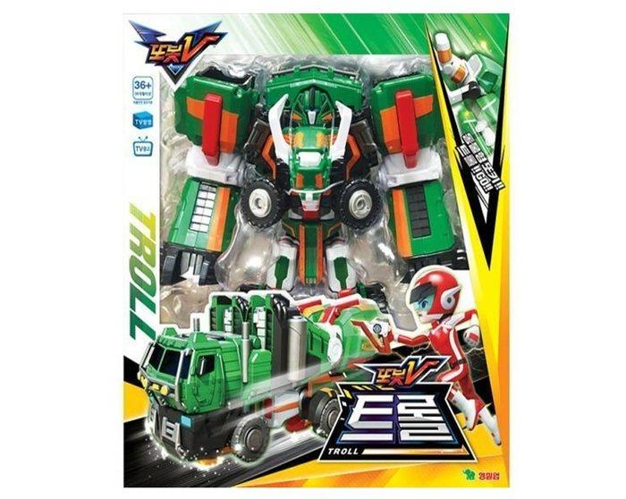 佳佳玩具 ---- 正版授權 機器戰士 Tobot GD 宇宙奇兵 野獸 變形機器人【053092777】