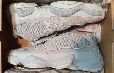 Adidas Yeezy 500 Salt 海鹽 男碼 男段 男鞋 US12