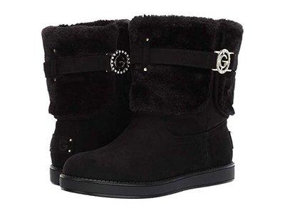 ✈美人魚的秘密✈美國代購 正品 G by GUESS-9313049 經典款雪靴 短靴 高筒靴 女鞋大尺碼 11號