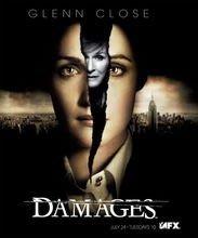 全場買一送一-全新 歐美劇 《Damages 裂痕/金權游戲》第1-4季 DVD