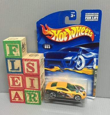 【FleaSir】出清特賣 Hotwheels 風火輪 no.063 Dodge Charger R/T Y02