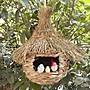 超大號手工草編鳥巢 鳥窩鳥籠 鳥用品花園裝飾