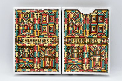 【USPCC撲克】Bloodlines (Ruby Red) Playing Cards S103050388