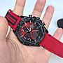 卡西歐 EDIFICE 本田F1 賽車限量太陽能藍芽牙運動手錶 EQB-1000HRS-1A