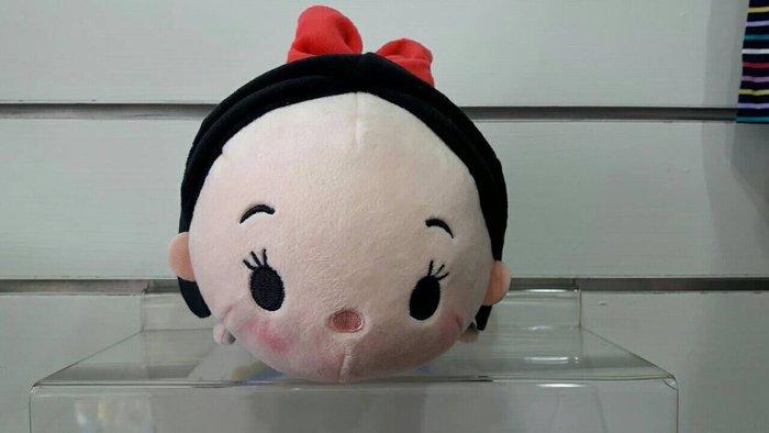 迪士尼TSUM TSUM系列白雪公主玩偶(日本帶回來)