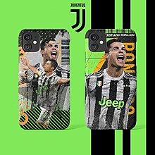 意甲Juventus祖雲達斯C Ronaldo插畫款式手機殼