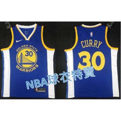 NBA球衣 17-18全新賽季Golden State Warriors金州勇士隊 CURRY 客場球衣-全隊都有