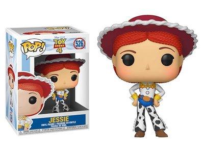 [Paradise]Funko POP! Toy Story4 玩具總動員4 POP!人偶 - Jessie - 翠絲
