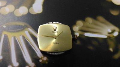 勞力士 ROLEX  Cal.1600手上鍊機芯 一個(正常品, 含面板針組)
